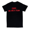 CERES - TEAM TEE (BLACK)
