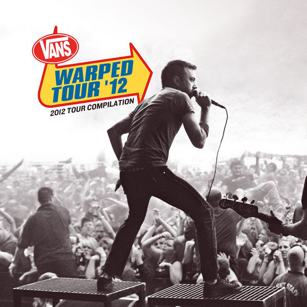 V/A - WARPED TOUR 2012