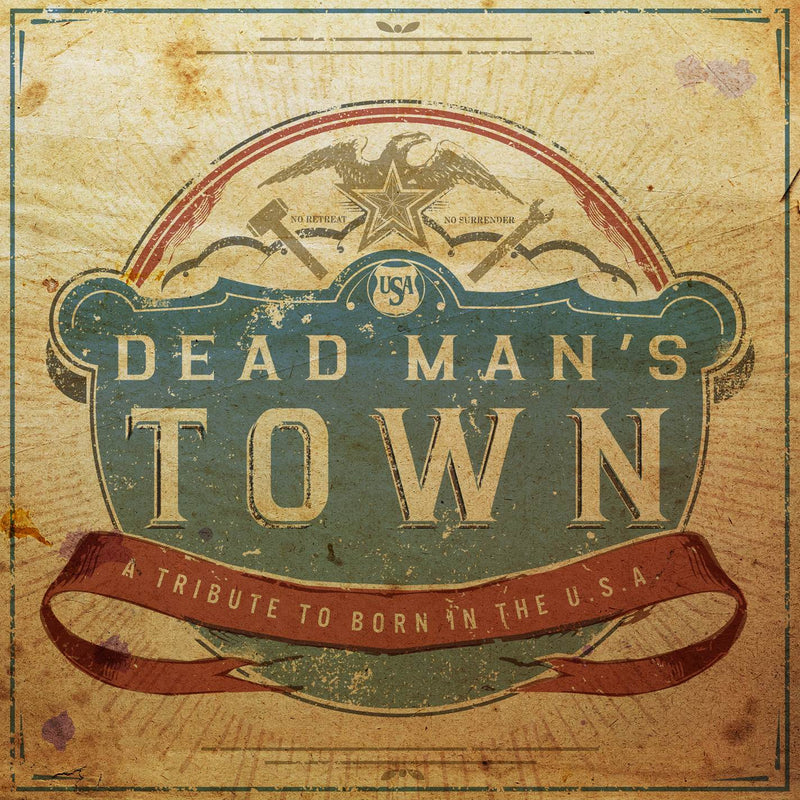 V/A - DEAD MANS TOWN: TRIBUTE TO BORN IN THE U.S.A.