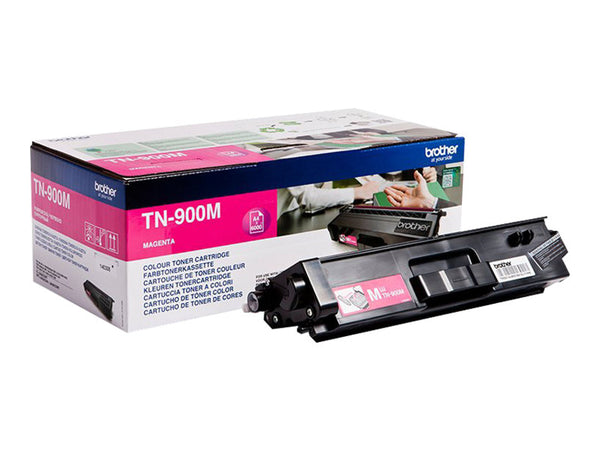 Brother TN 900M Magenta 6000 sider