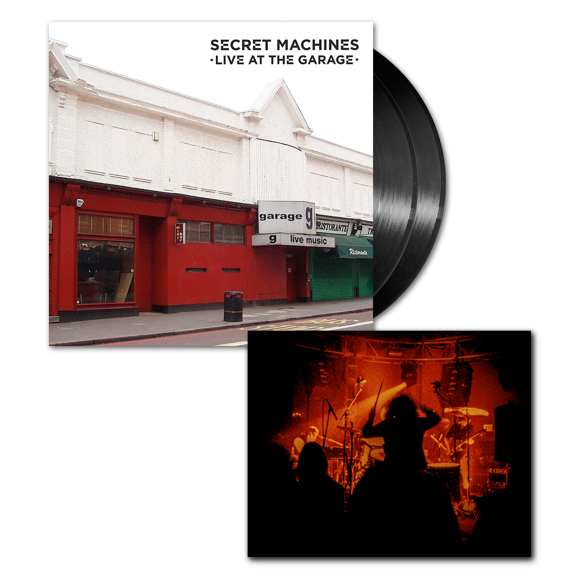 Vinyl + Limited Edition Signed Print Bundle - SOLD OUT