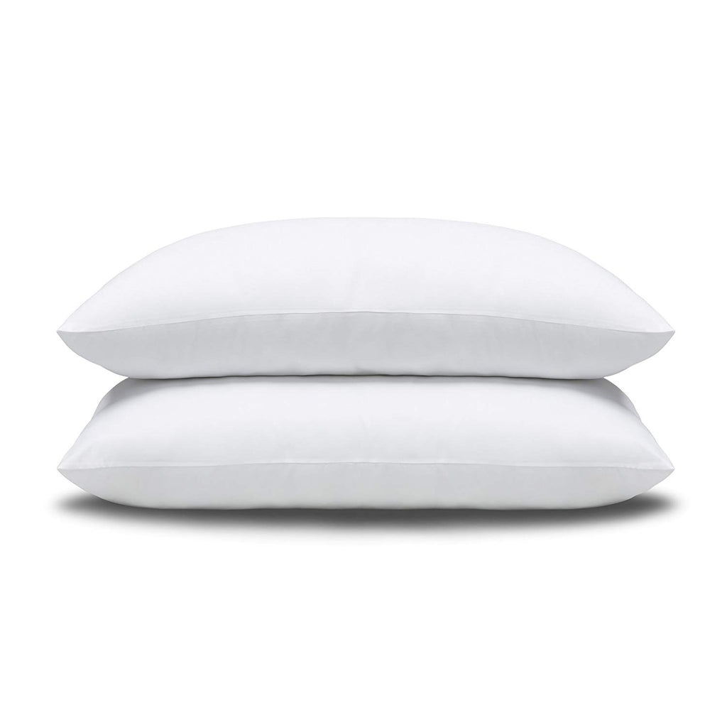 Slumberdown Super Support Pillow Pair, White