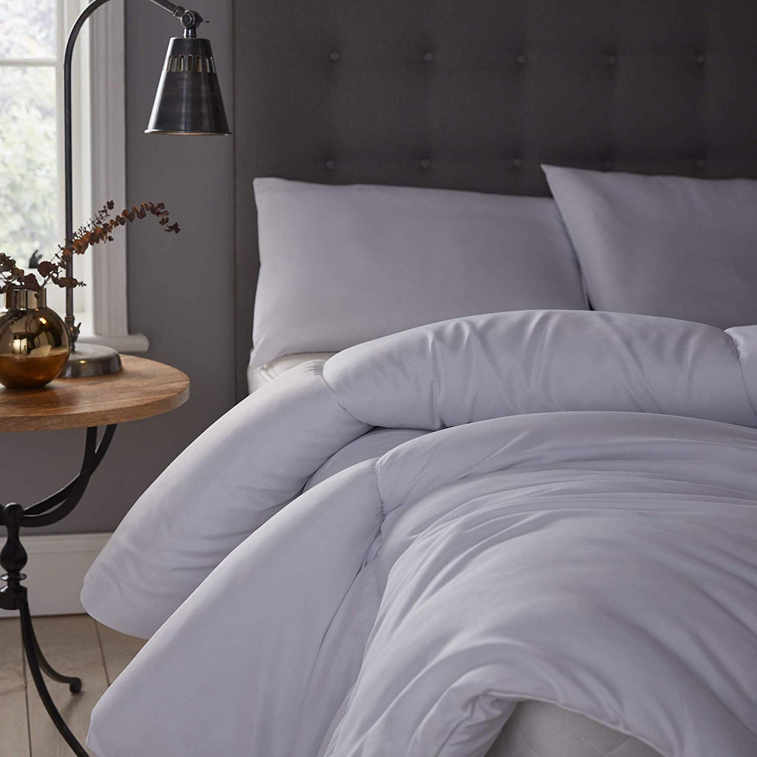 Silentnight Warm and Cosy 13.5 Tog, White, Double