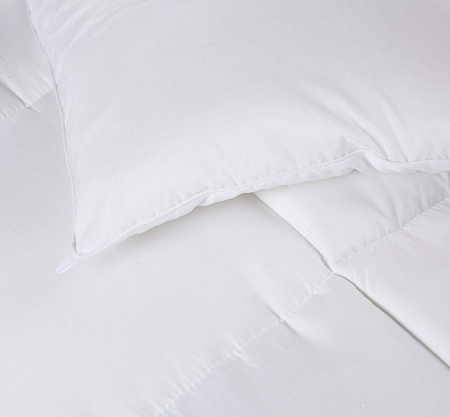 Utopia Bedding Duvet 10.5 tog with Corner Tabs - Hypoallergenic - Box Stitched Duvet (King)