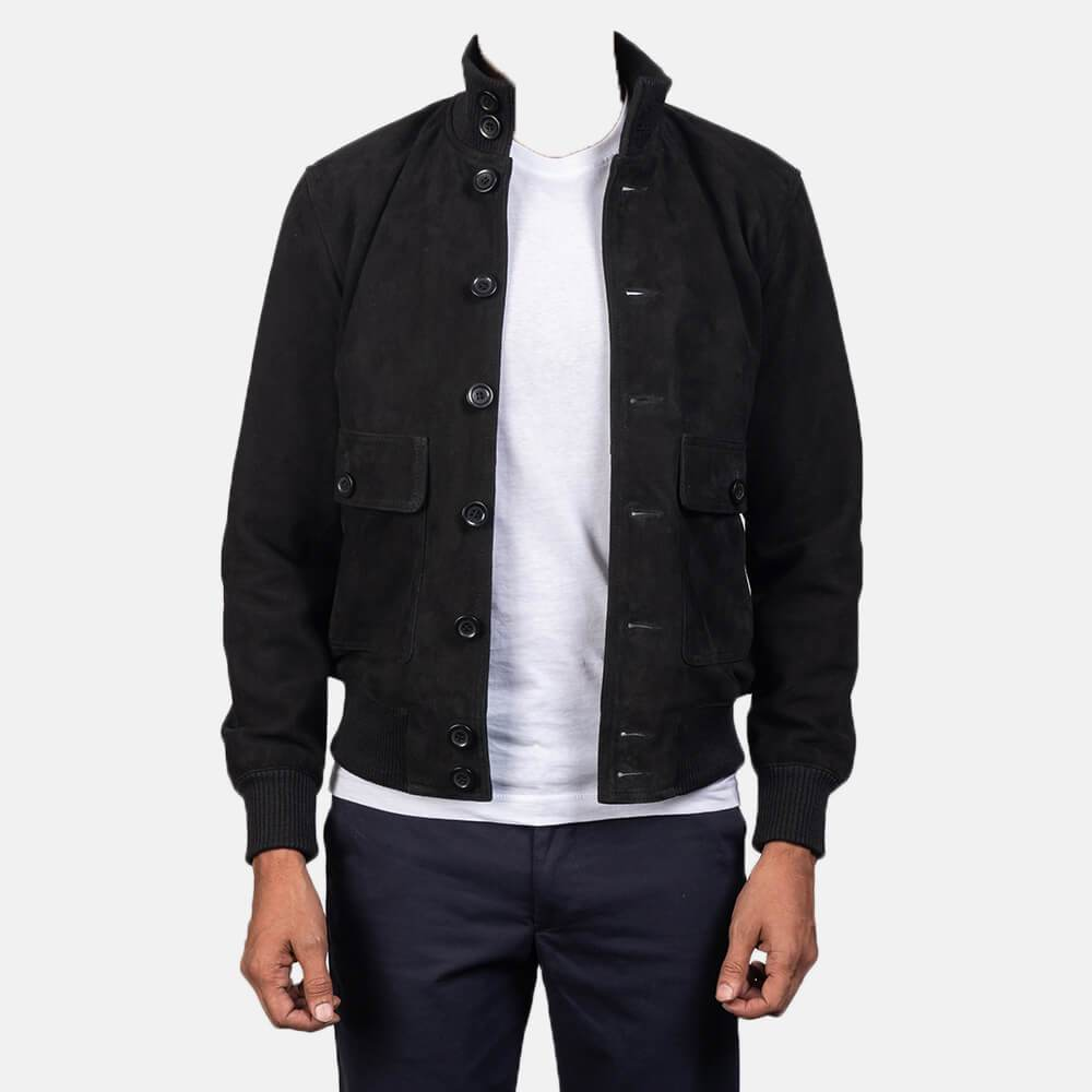 suede jacket mens