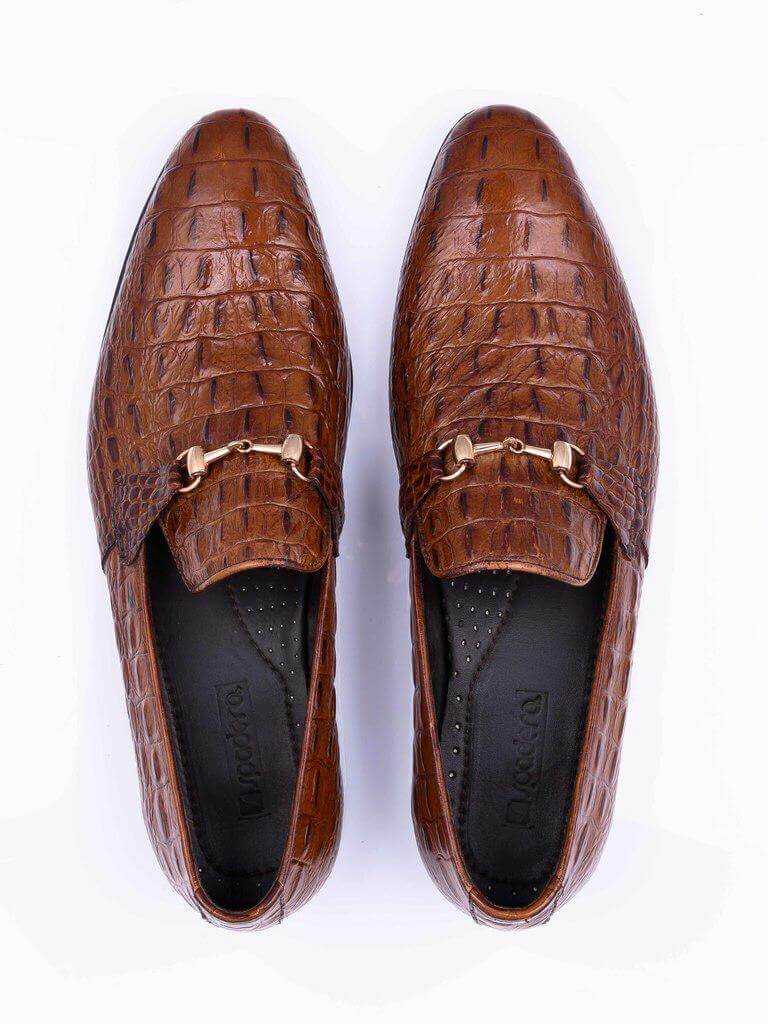 brown leather shoes mens