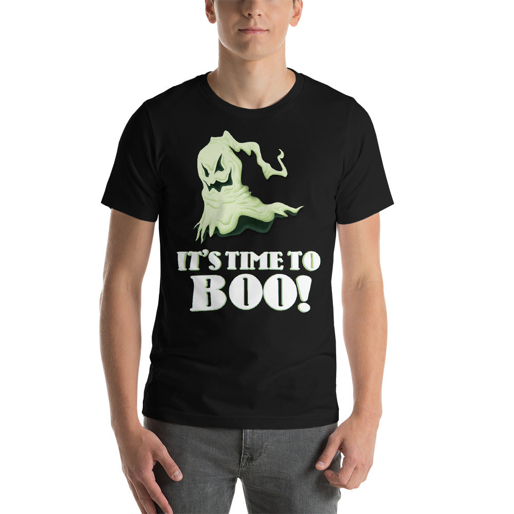 It's Time To Boo Scary Ghost Image Design For Complete Look Nice Cool Creative Fabulous Designs