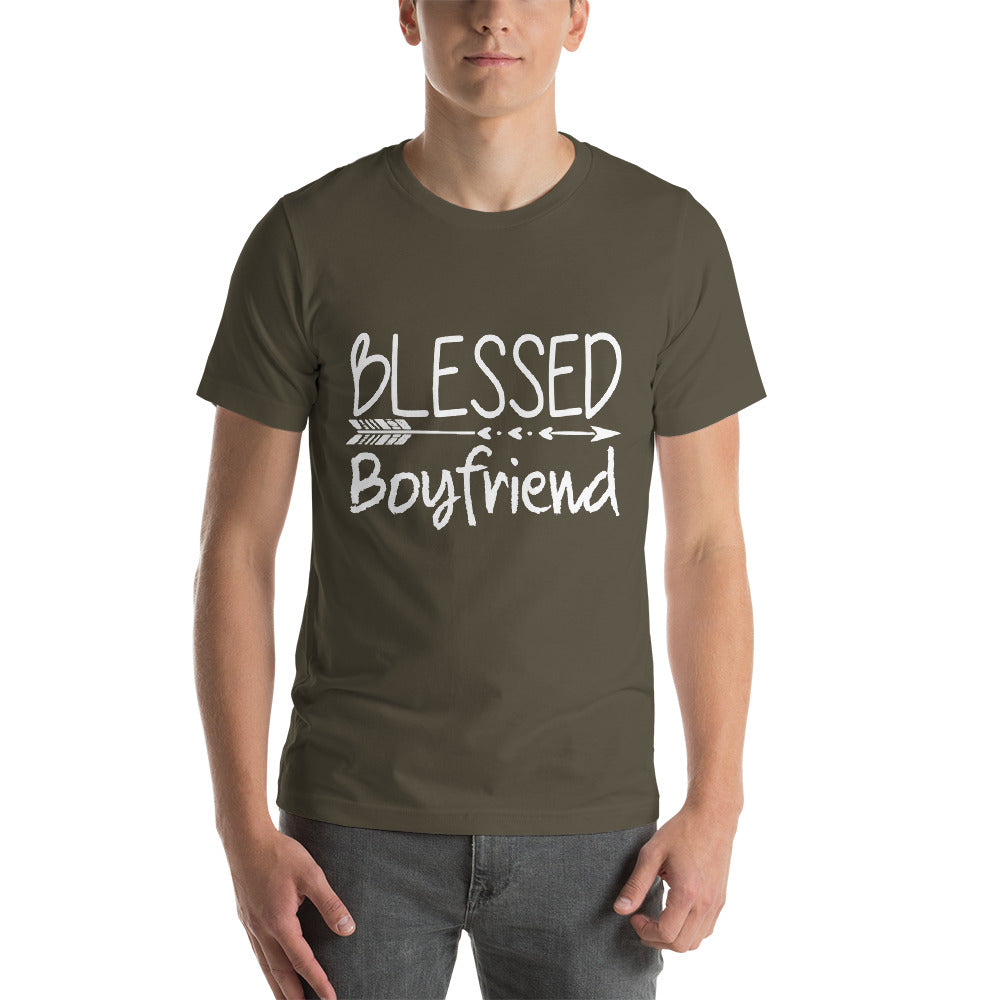 Blessed Boyfriend  Love My Man Straight Arrow Cool Theme Design Cool Art Creative Fabulous Designs