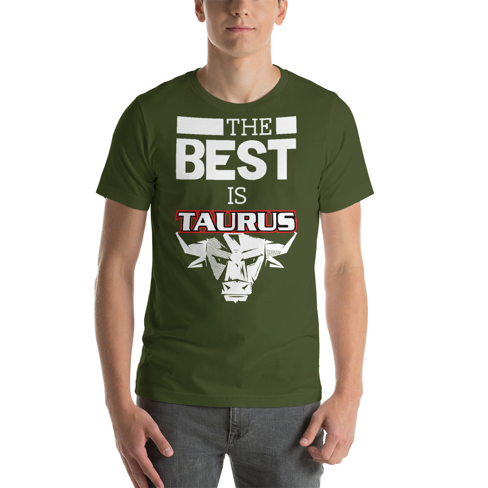 The Best is Taurus Awesome Typography Good Theme Cool Creative Fabulous Designs