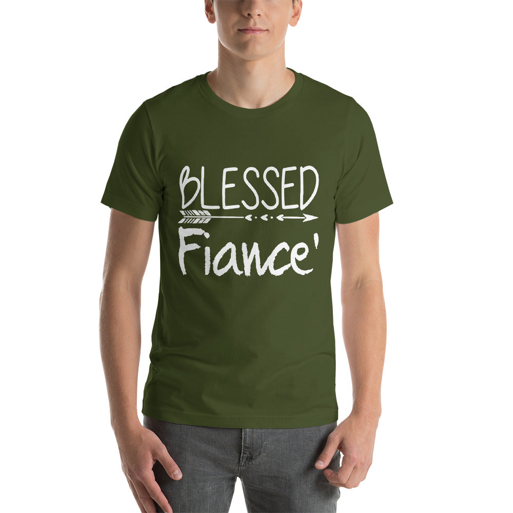 Blessed Fiance Family Love Straight Arrow Cool Theme Design Cool Art Creative Fabulous Designs
