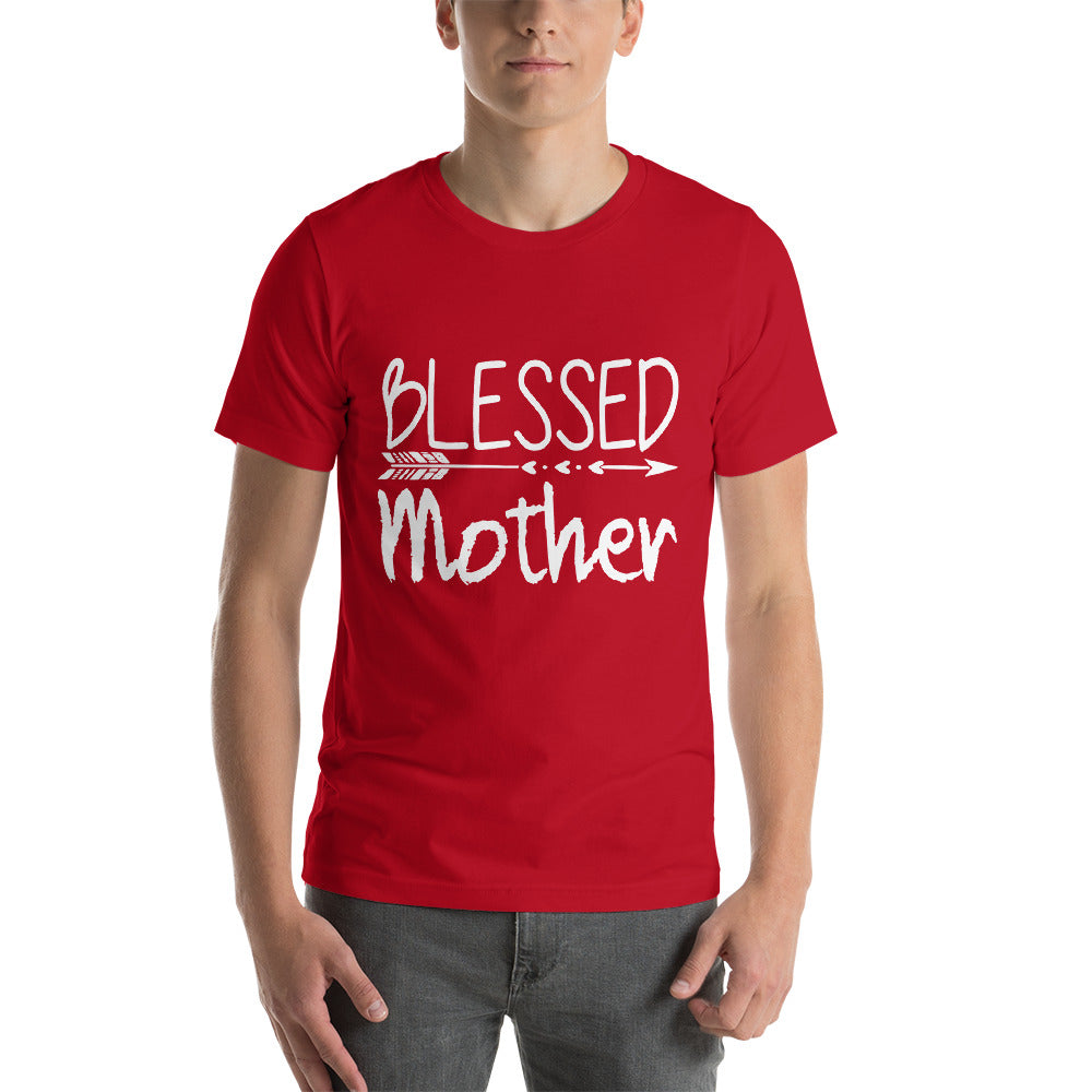 Blessed Mother Happy Me Family Love Typography Theme Cool Art Creative Fabulous Designs