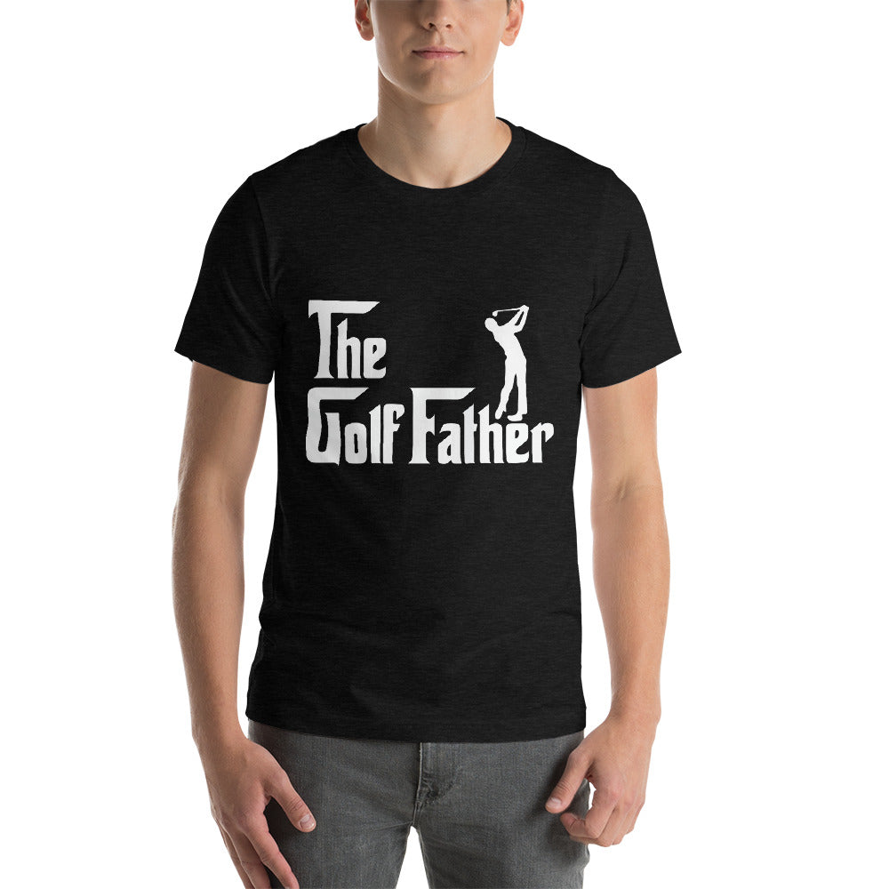The Golf Father Awesome Movie Theme Design cool creative awesome fabulous design.