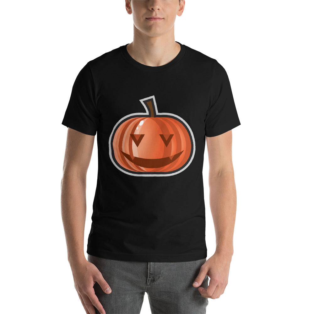 Nice Looking Pumpkin Image Design With Awesome Color Smiley Face Cool Creative Fabulous Designs