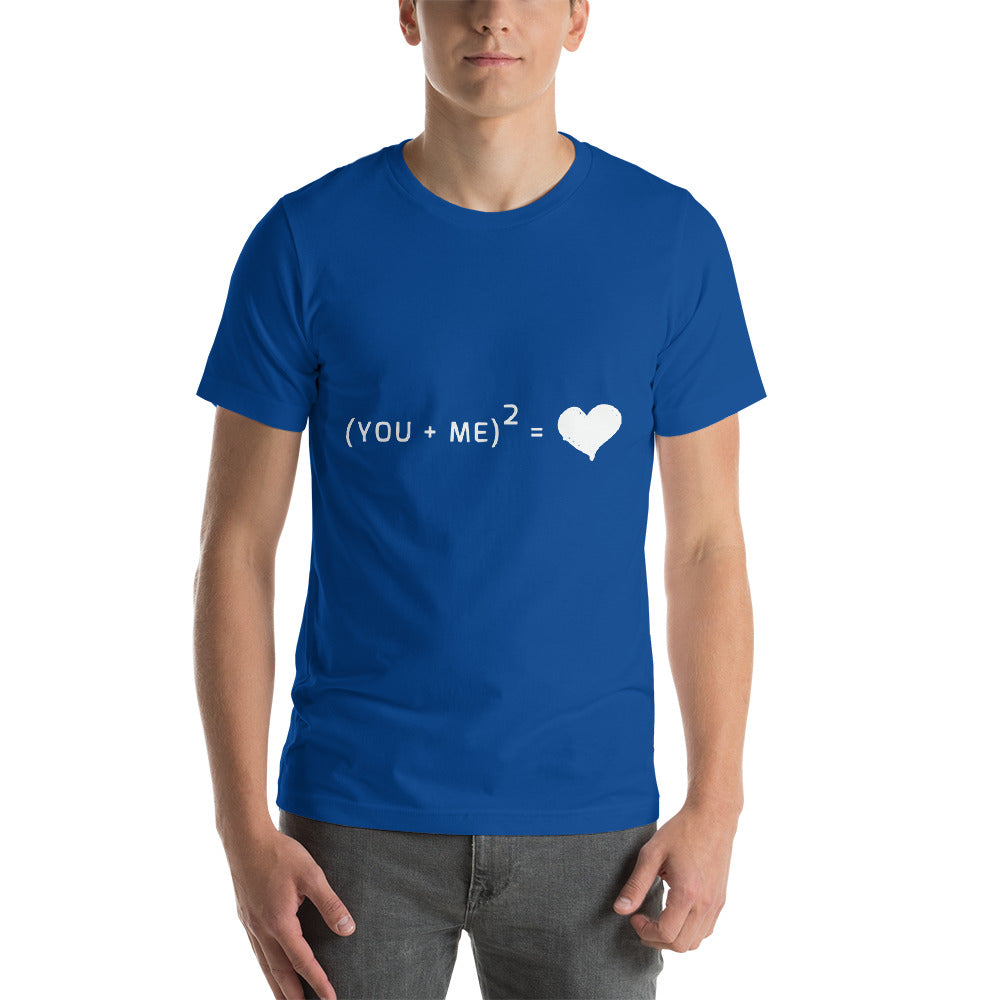 You Plus Me Square Is Love That Is All I Need Cool Art Creative Fabulous Designs