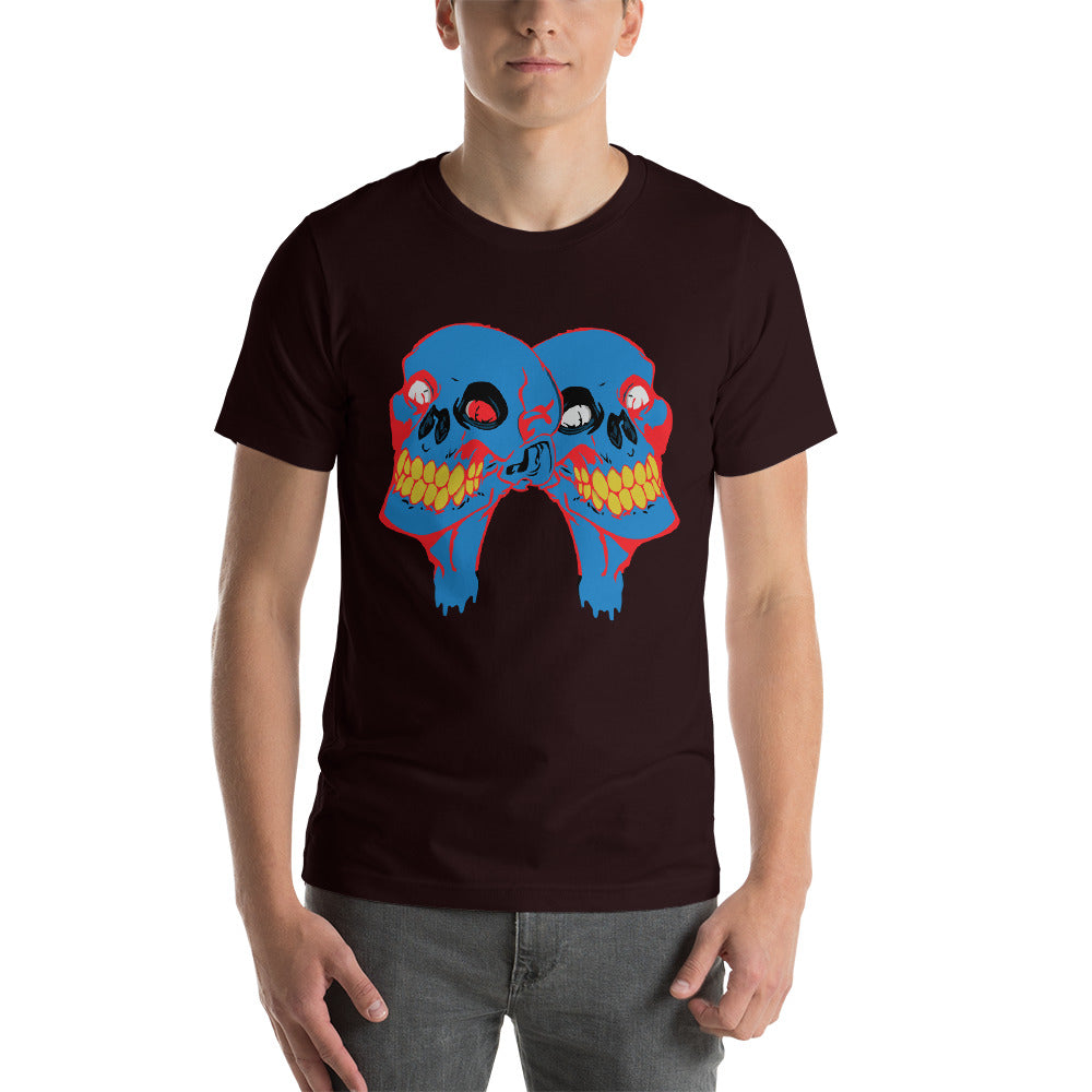 Stunning Skull Face Design Awesome Colors Cool Art Creative Fabulous Designs