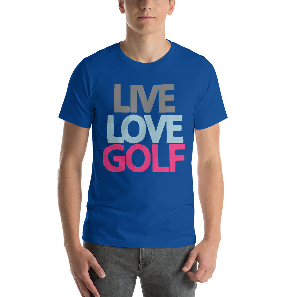 Live Love Golf My Favorit Thing Golfing Typography Nice Colors Cool Idea Creative Fabulous Designs