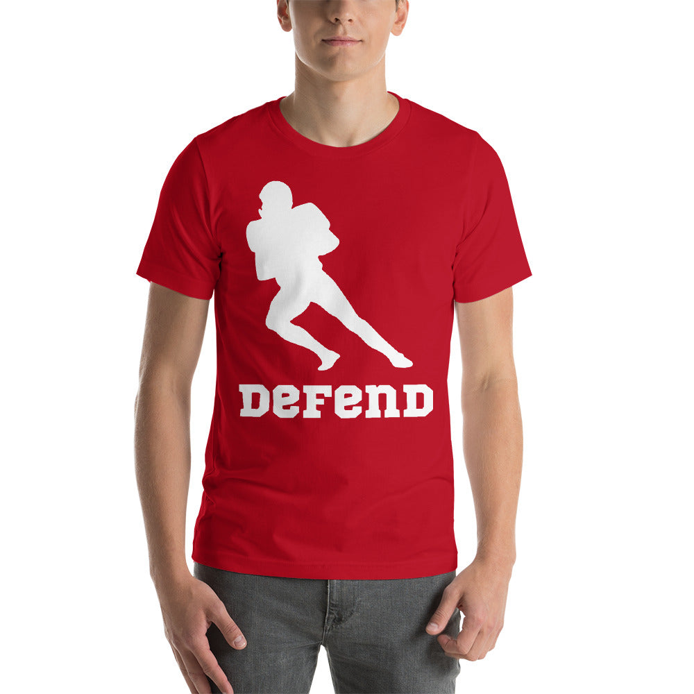 Defend Always Keep Striving Never Give Up Sports Theme Cool Art Creative Fabulous Designs
