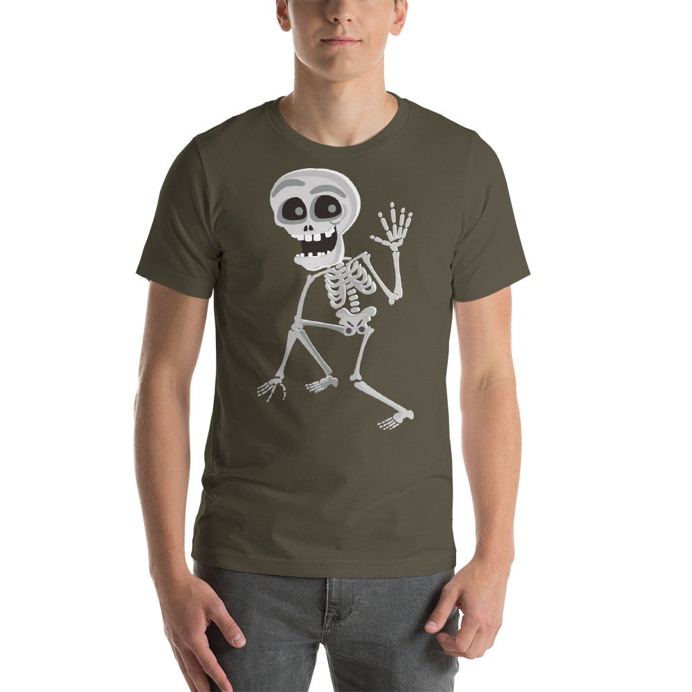 Funny Skeleton Image Theme Design Amazing Funny Image