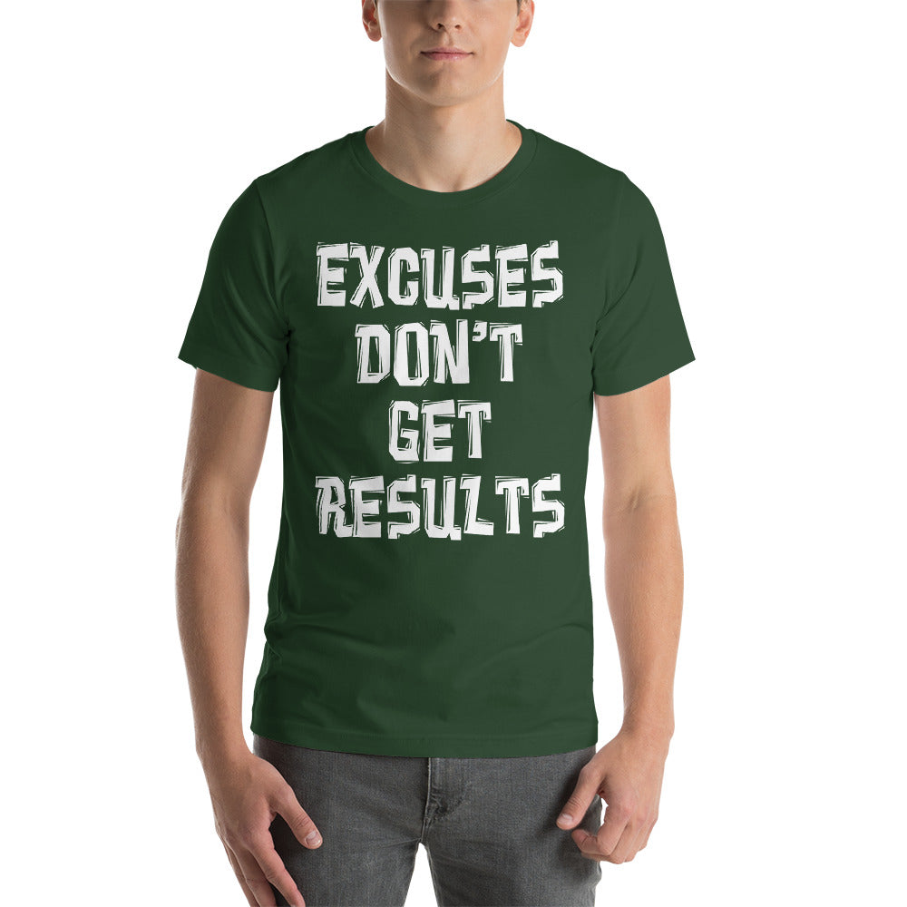 Excuses Dont Get Results Hardwork Does Keep Working At It Cool Idea Creative Fabulous Designs