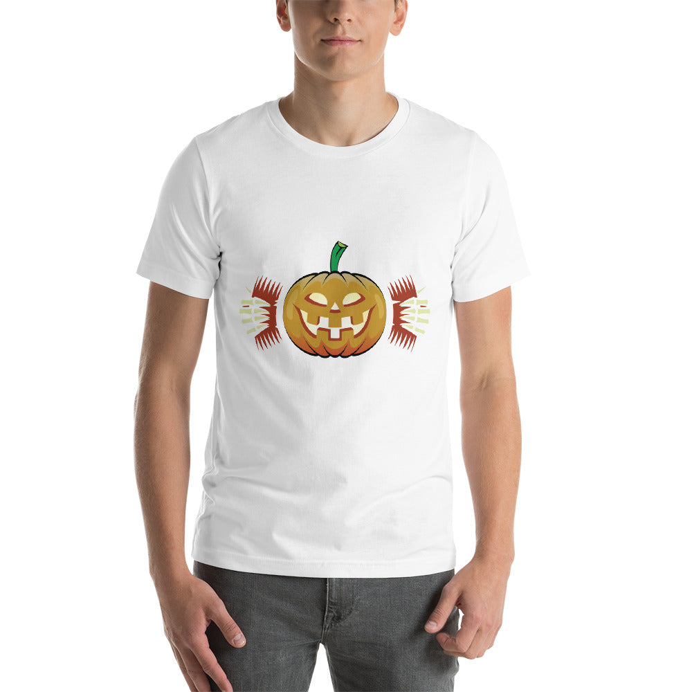Stunning Scary Pumpkin Design Nice Colors Scary Theme Cool Creative Fabulous Designs