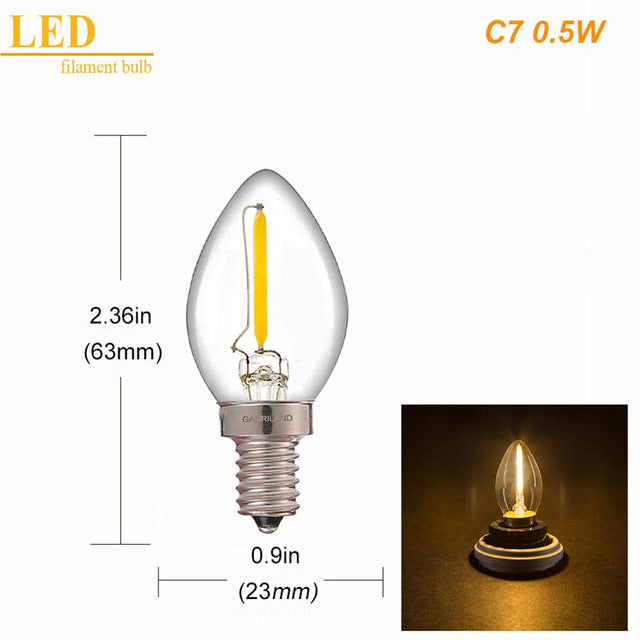 Flame Effect Led Bulb