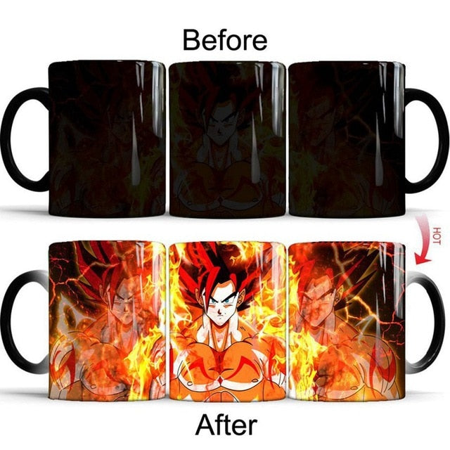 1PCS DRAGON BALL Z Mug magic the gathering mug