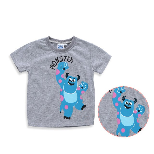 Disney children baby round neck