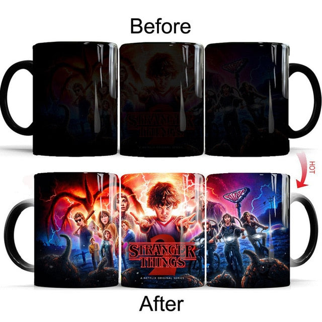 harry potter magic mug