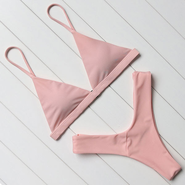 Brand Swimwear Women Swimsuit Sexy Push