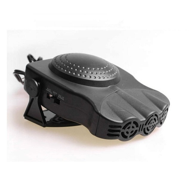 Car Vehicle Cooling Fan Hot Warm Heater