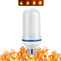 Fire Light Bulb