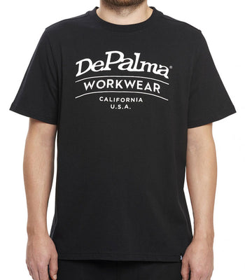 DePalma Pony Boy T-Shirt svart