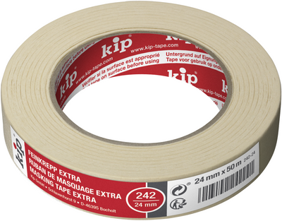Maskeringstejp Premium plus, 242. 24mm x 50m