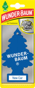 WUNDER-BAUM New Car Scent 1-pack