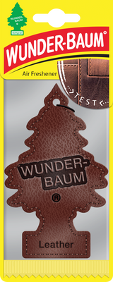 WUNDER-BAUM Leather 1-pack