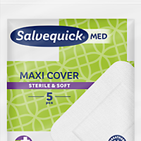 SalvequickMED  Maxi Cover