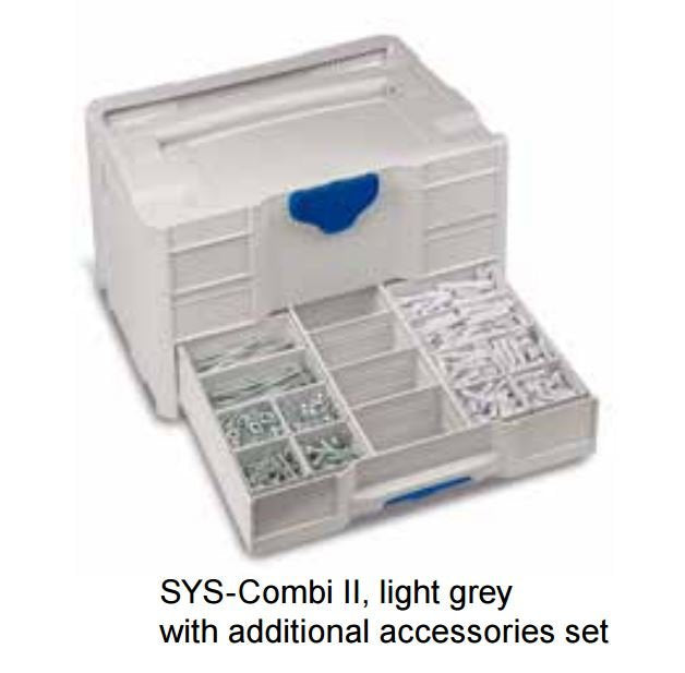 systainer® T-Loc SYS-Combi II