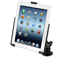 Skruvmontage iPad 1-4 & Air, Air 2, Pro 9.7, Pro 12.9 med standardarm