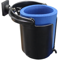 RAM STACK-N-STOW Bait Board Side Wedge-Lock Level Cup Drink Holder