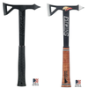 BLACK EAGLE TOMAHAWK AXE - BLACK /LEATHER
