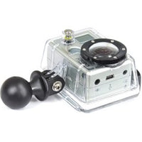 "RAM 1"" Diameter Ball with Custom GoPro® Hero Adapter"
