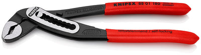 KNIPEX Polygrip Alligator 8801-serien 180/250/300/400 mm