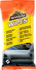 ARMOR ALL VINYL BLANK WIPES FLATPACK