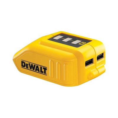 Dewalt Batteriadapter, USB-laddare
