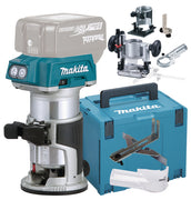 Makita Multifräs DRT50ZJX5 18V Naken