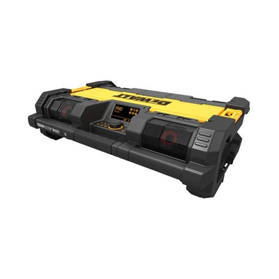 DeWalt TOUGHSYSTEM RADIO + LADDARE