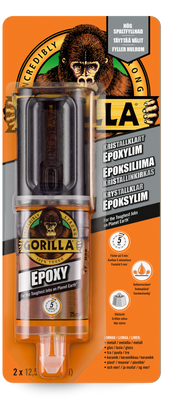 Gorilla Epoxy 25 ml