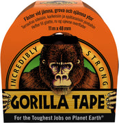 Gorilla Tape Svart 11mx48mm