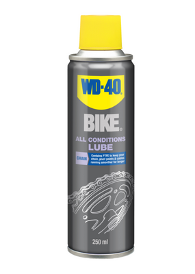 WD-40 BIKE ALL COND.LUBE SMÖRJMEDEL 250ML