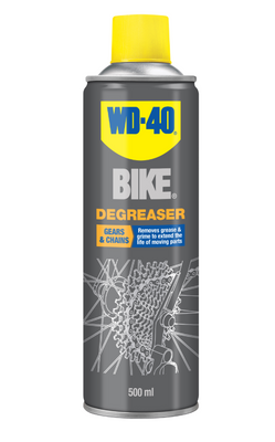 WD-40 BIKE DEGREASER AVFETTARE 500ML